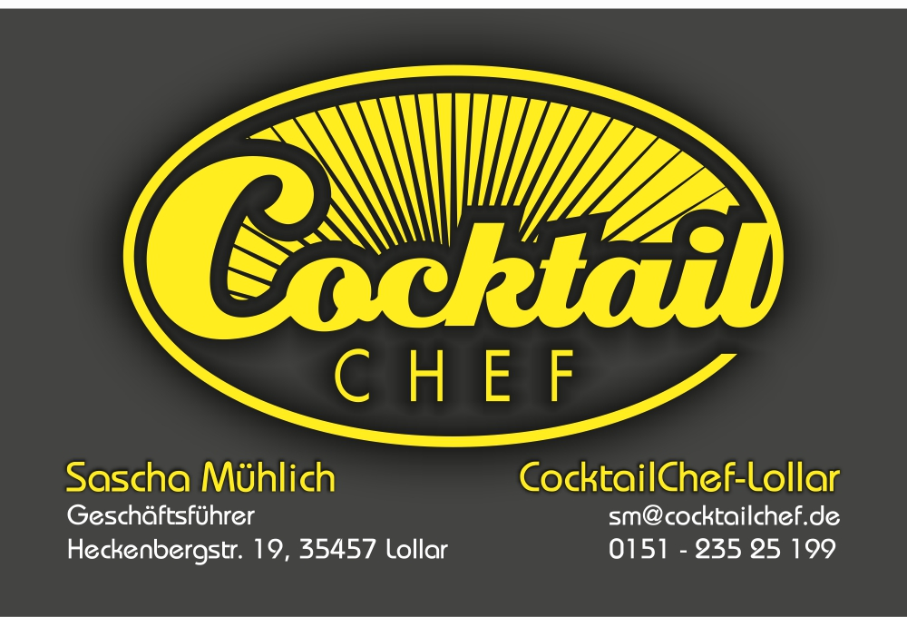 Cocktail Chef